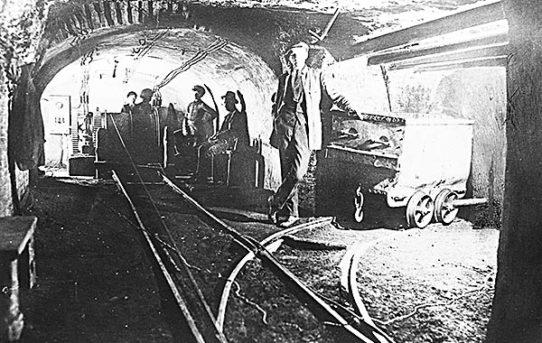 La miniera di Agostino