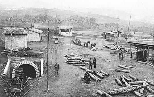 Da Caoria alle miniere di Castelnuovo. La storia di Girolamo Loss (1915-1918)