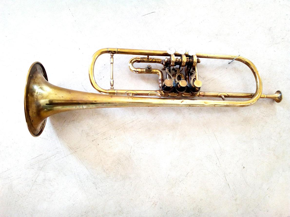 Ballata triste di una tromba