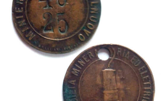 Le medaglie dei minatori: com'è finita la storia...