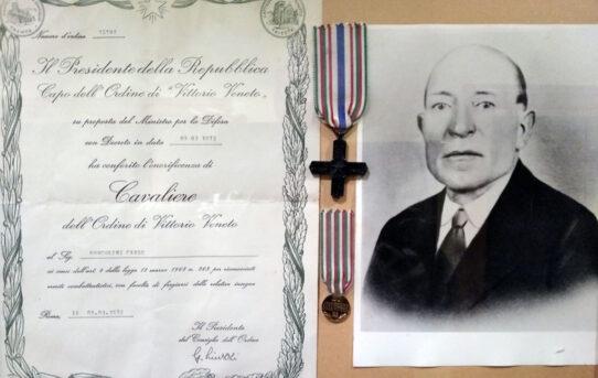 Carlo Roncolini alla Grande Guerra