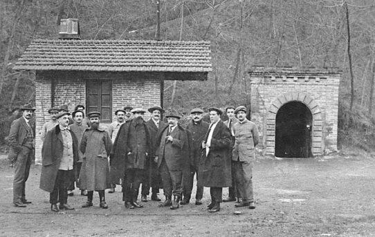 La paga dei minatori